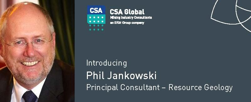Introducing Phil Jankowski