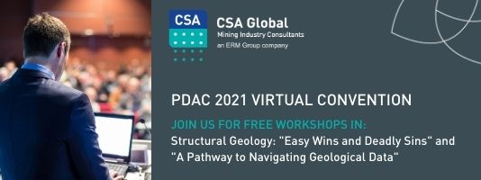 PDAC 2021 Virtual Convention