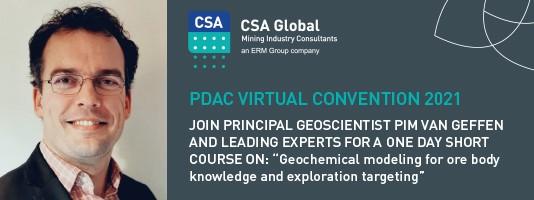 PDAC Geochemistry Course 2021_Website_Pim V Geffen