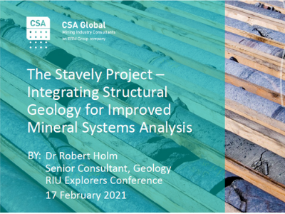 The Stavely Project