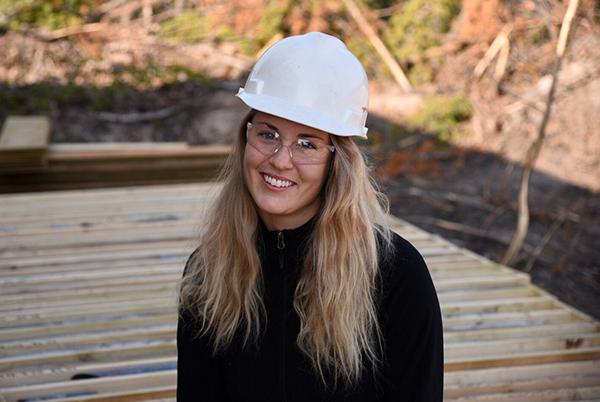 Tia Shapka Fels, Recipient of the 2021 Joan Bath Award