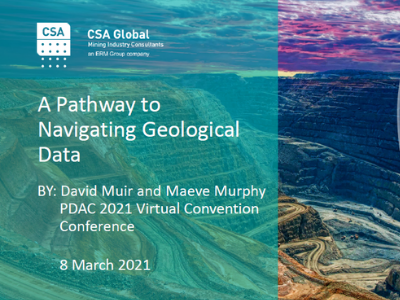 A Pathway to Navigating Geological Data