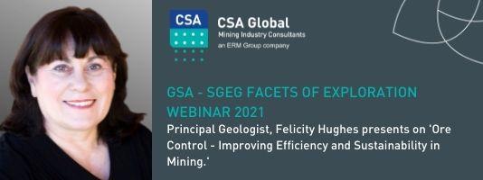 Felicity Hughes - GSA Webinar 2021