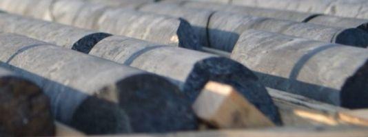 Vanadium drill core