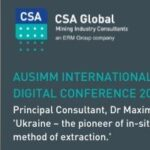 AusIMM International Uranium Digital Conference 2021