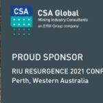 Proud Sponsor of RIU Resurgence Conference 2021