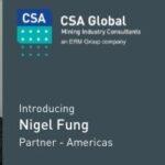 Nigel Fung - Partner - Americas